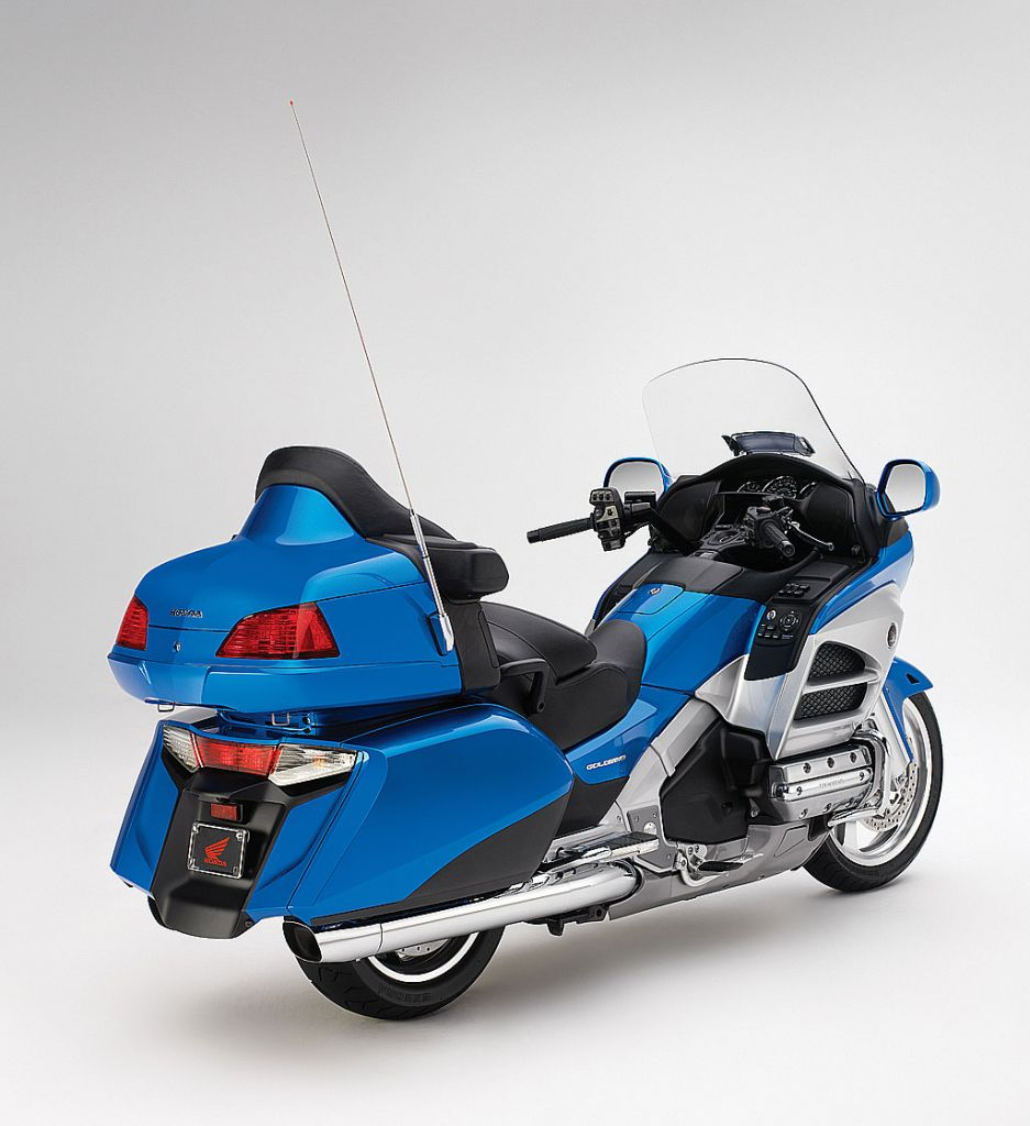 Goldwing 2012